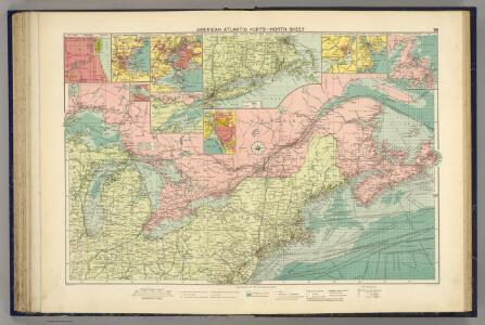 American Atlantic ports N.