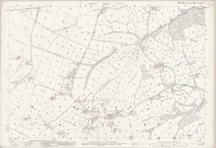Yorkshire CCLXXIII.12 (includes: Cawthorne; Penistone; Silkstone) - 25 Inch Map