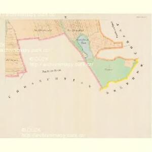 Plastowitz - c5816-1-009 - Kaiserpflichtexemplar der Landkarten des stabilen Katasters