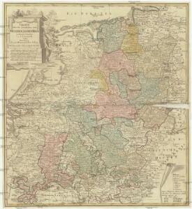 Charte über die saemtlichen zum Westphaelischen Kreis gehörige Laender