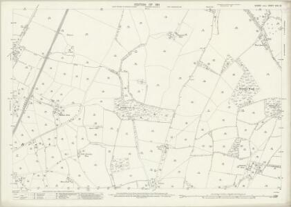 Sussex XXIII.16 (includes: Pulborough; West Chiltington) - 25 Inch Map