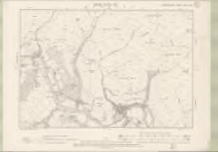 Dumfriesshire Sheet XXXVI.SW - OS 6 Inch map