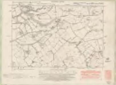 Fife and Kinross Sheet XXV.SW - OS 6 Inch map