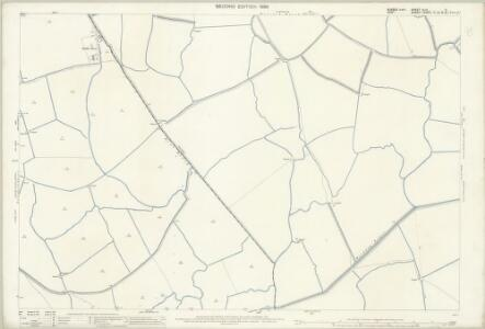 Sussex XLVI.5 (includes: East Guldeford; Ivychurch; Old Romney) - 25 Inch Map