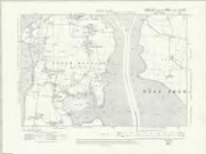 Sussex LX.SW - OS Six-Inch Map