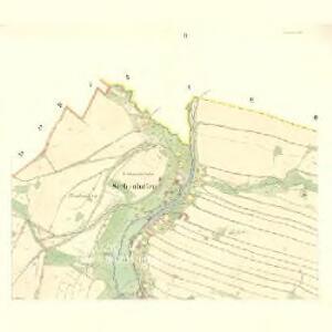 Siebenhöfen (Sedmidwory) - m2709-1-002 - Kaiserpflichtexemplar der Landkarten des stabilen Katasters