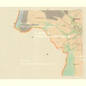 Lischnitz - c4143-1-004 - Kaiserpflichtexemplar der Landkarten des stabilen Katasters