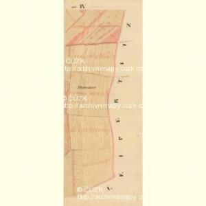 Frischau - m0269-2-015 - Kaiserpflichtexemplar der Landkarten des stabilen Katasters