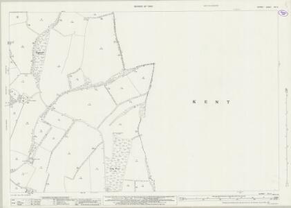 Surrey XXI.9 (includes: Chelsham; Orpington) - 25 Inch Map