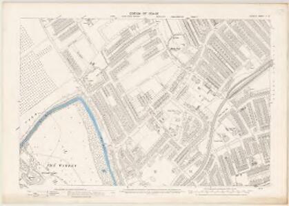 London X.37 - OS London Town Plan