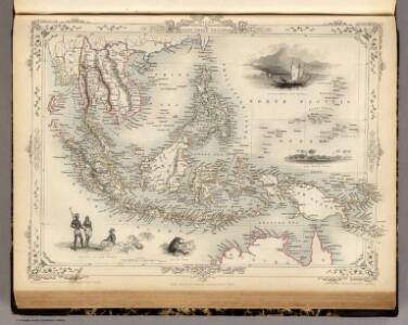 Malay Archipelago, Or East India Islands.
