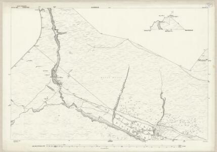 Isle of Man VIII.5 & 9 - 25 Inch Map