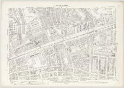 London VII.58 - OS London Town Plan