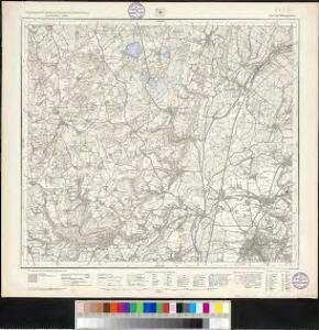 Meßtischblatt [8123] : Weingarten, 1914