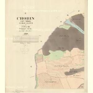 Chorin - m0972-1-002 - Kaiserpflichtexemplar der Landkarten des stabilen Katasters