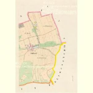 Augezd - c1870-1-002 - Kaiserpflichtexemplar der Landkarten des stabilen Katasters