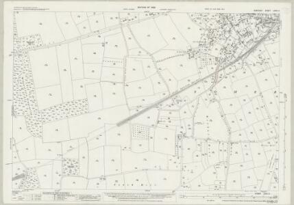 Somerset LXXIII.2 (includes: Long Sutton; Somerton) - 25 Inch Map