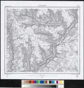 Meßtischblatt [8216] : Stühlingen, 1882