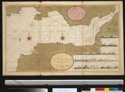 Het Canaal van Bristol of Severn of anders genaamt het Verkeerde Kanaal int grood