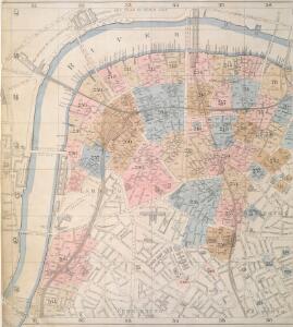 Insurance Plan of London: sheet 2