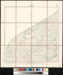 Meßtischblatt 434 : Müritz, 1894