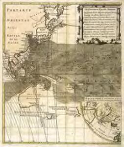 Nova & accuratissima totius terrarum orbis tabula nautica, 1