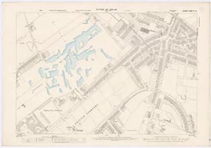 London XV.75 - OS London Town Plan