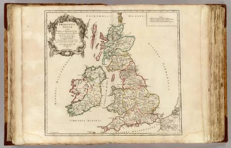 Britannicae Insulae.