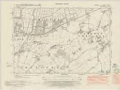Norfolk C.SW - OS Six-Inch Map