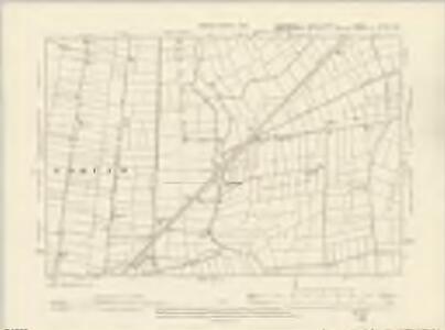 Lincolnshire CXIX.SE - OS Six-Inch Map