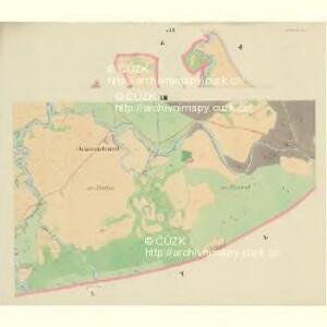 Luschnitz - c4338-1-006 - Kaiserpflichtexemplar der Landkarten des stabilen Katasters