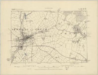 Huntingdonshire XXIV.NE - OS Six-Inch Map