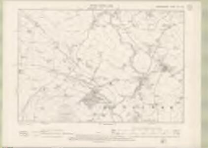 Dumfriesshire Sheet XL.SW - OS 6 Inch map