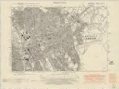 Glamorgan XLIII.SE - OS Six-Inch Map