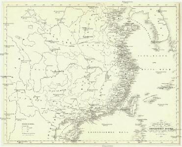 Die Küste und die Inseln des Chienischen Reiches