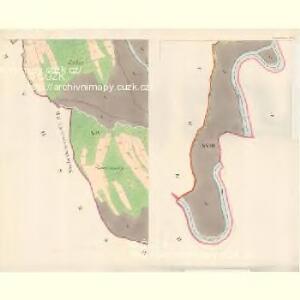 Landshut - m1469-1-015 - Kaiserpflichtexemplar der Landkarten des stabilen Katasters
