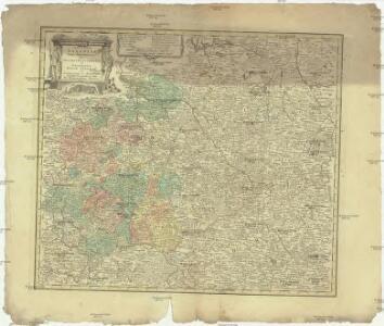 Circuli super. Saxoniae pars meridionalis sive ducatus, electoratus et principatus ducum Saxoniae