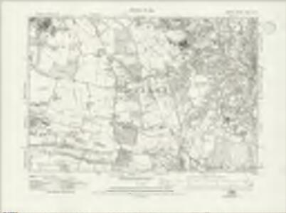 Surrey XXVII.NW - OS Six-Inch Map