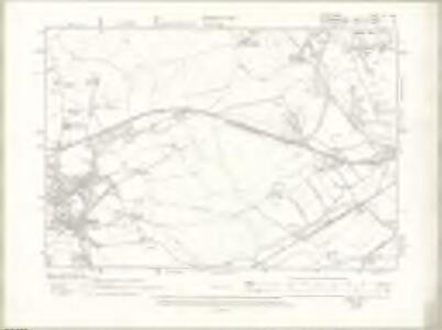 Lanarkshire Sheet XIII.NE - OS 6 Inch map