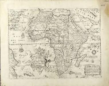 Africa ex Magnae Orbis Terrae Descriptione