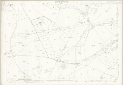 Derbyshire IX.12 (includes: Bradwell; Castleton; Peak Forest) - 25 Inch Map