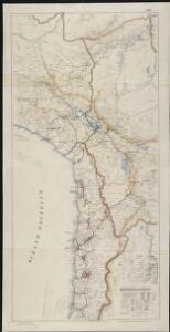 Richard Mayer's commercial map of Northern Chili, Bolivia, & southern Peru