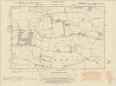 Bedfordshire VIII.NE - OS Six-Inch Map