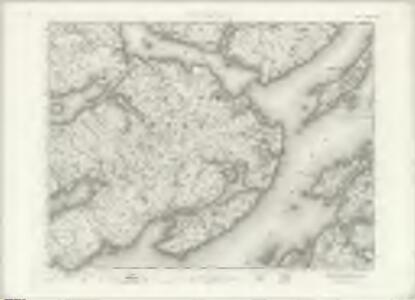 Mull - OS One-Inch map