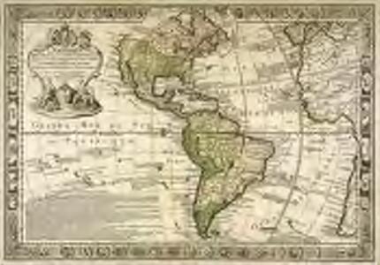 L'Amerique meridionale et septentrionale