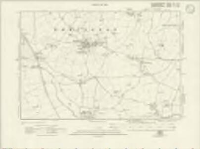 Gloucestershire VIII.SW - OS Six-Inch Map
