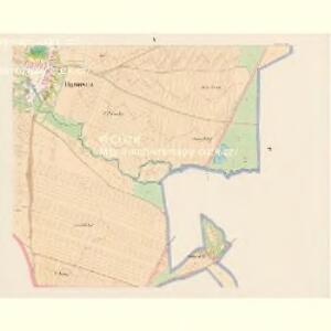 Hartowitz - c2344-1-005 - Kaiserpflichtexemplar der Landkarten des stabilen Katasters