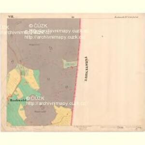 Buchwald - c0626-1-011 - Kaiserpflichtexemplar der Landkarten des stabilen Katasters