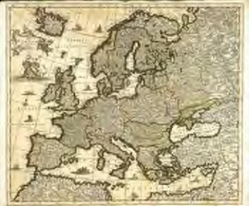 Nova et accurata totius Europæ descriptio
