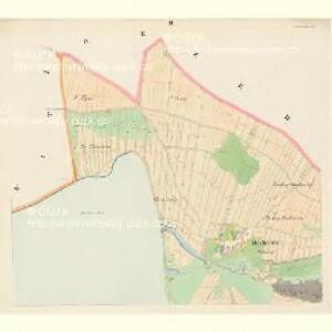 Gross Czekau - c0785-1-002 - Kaiserpflichtexemplar der Landkarten des stabilen Katasters